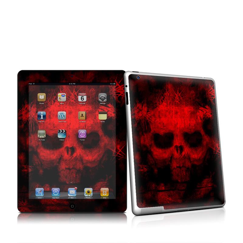 War iPad 2nd Gen Skin