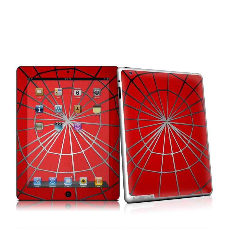 Webslinger iPad 2nd Gen Skin