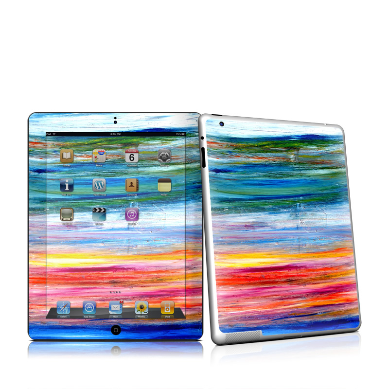Waterfall iPad 2 Skin