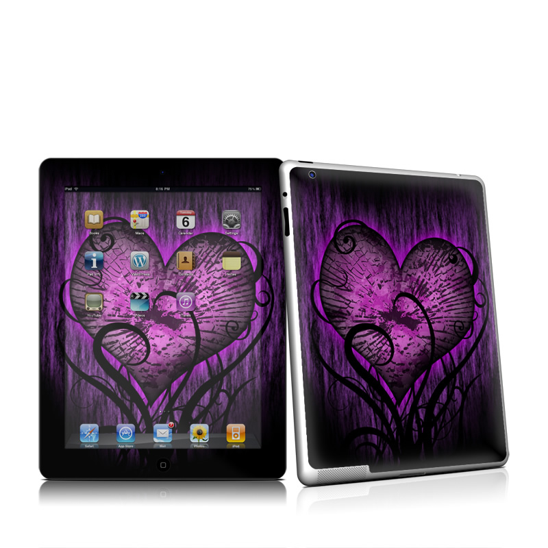 Wicked iPad 2nd Gen Skin