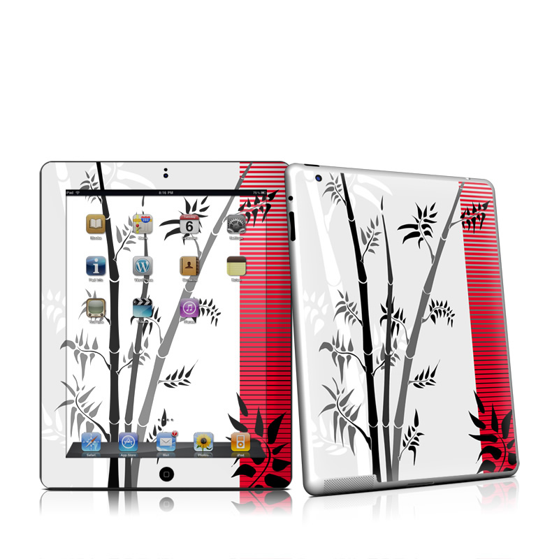Zen Apple iPad 2 Skin