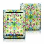Mandala Clover Apple iPad Skin
