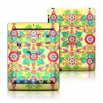 Mandala Yellow Bird Apple iPad Skin