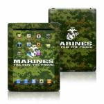 USMC Camo Apple iPad Skin