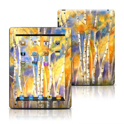 Aspens iPad 3rd & 4th Gen Skin