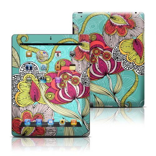 Beatriz iPad 3rd & 4th Gen Skin