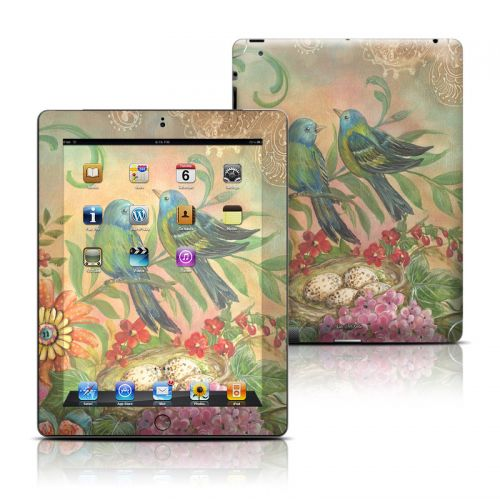 Splendid Botanical iPad Skin