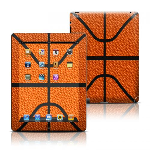 Basketball iPad Skin