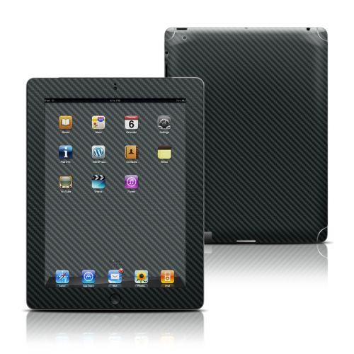 Carbon Fiber iPad 3rd & 4th Gen Skin