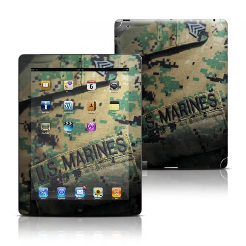 Courage iPad Skin