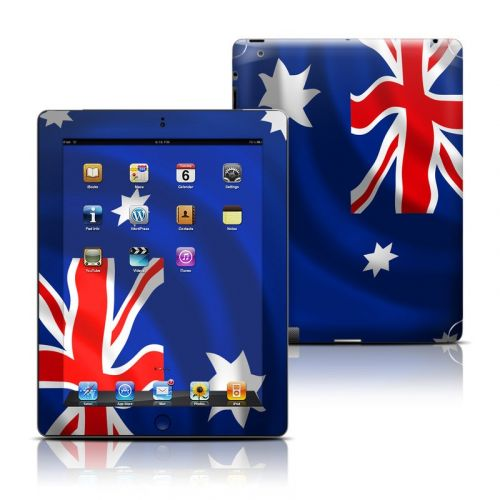 Down Under iPad 3rd & 4th Gen Skin