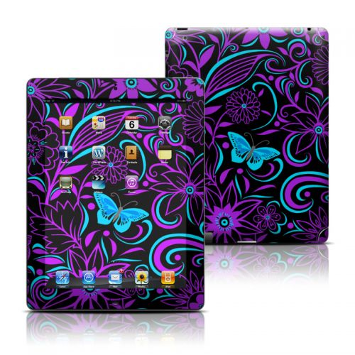 Fascinating Surprise iPad 3rd & 4th Gen Skin