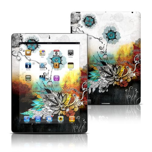 Frozen Dreams iPad Skin