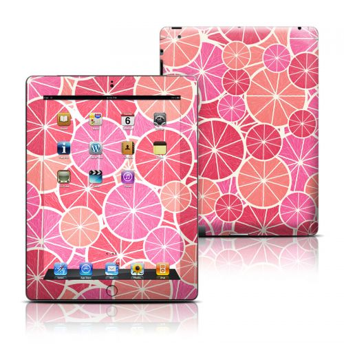 Grapefruit iPad 3rd & 4th Gen Skin