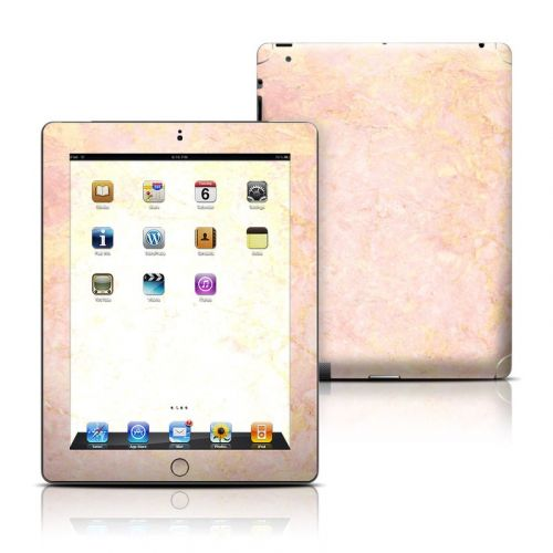 Rose Gold Marble iPad 3rd & 4th Gen Skin