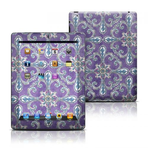 Royal Crown iPad Skin
