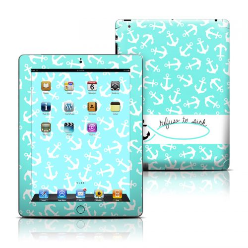 Refuse to Sink iPad 3rd & 4th Gen Skin