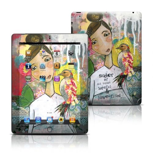 Seeker of Hope iPad 3rd & 4th Gen Skin