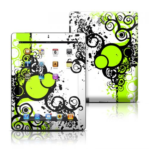Simply Green iPad Skin