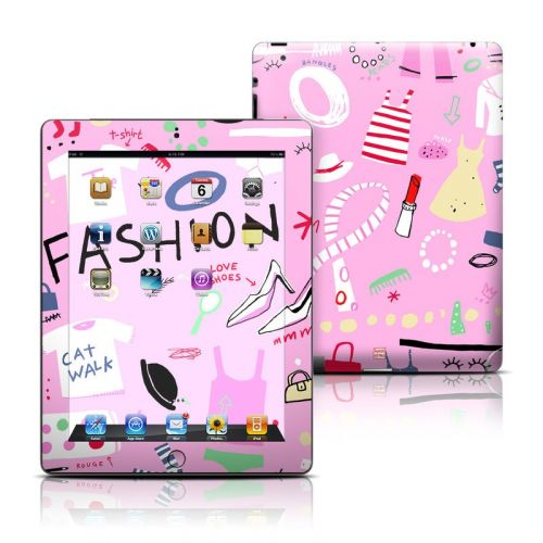 Tres Chic iPad 3rd & 4th Gen Skin