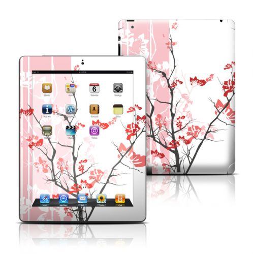 Pink Tranquility iPad Skin