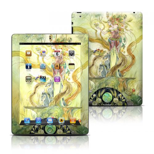 Virgo iPad 3rd & 4th Gen Skin