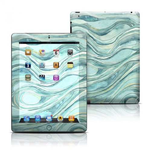 Waves iPad 3rd & 4th Gen Skin