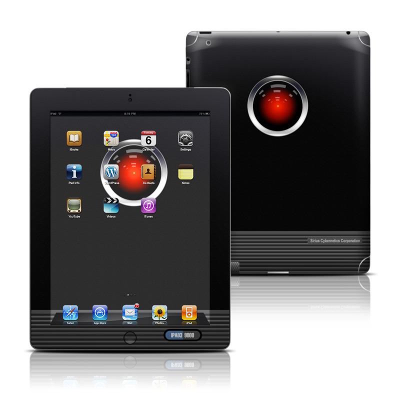 9000 iPad 3rd & 4th Gen Skin