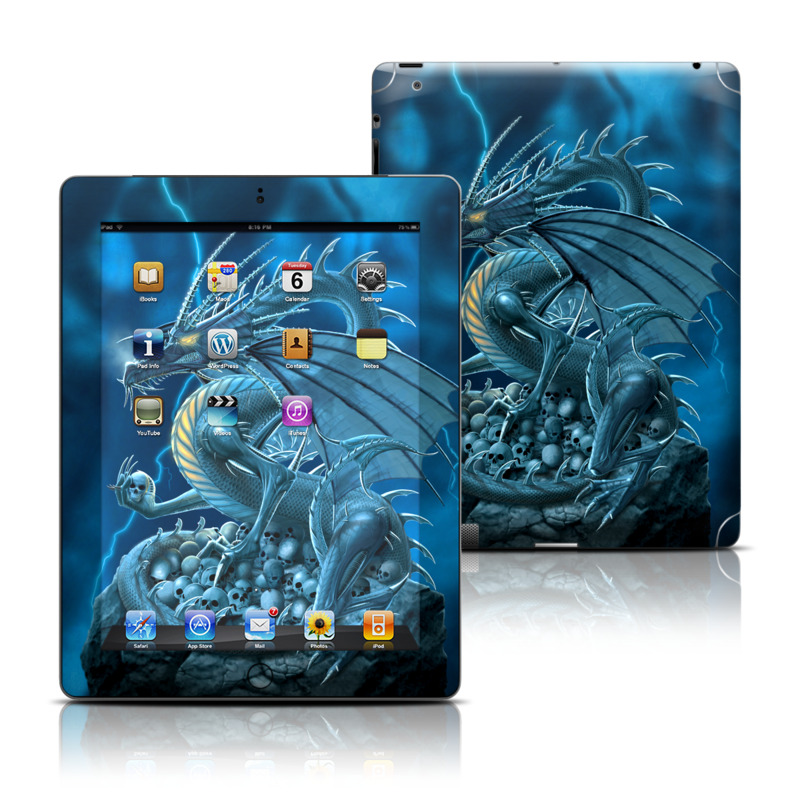 Abolisher iPad Skin