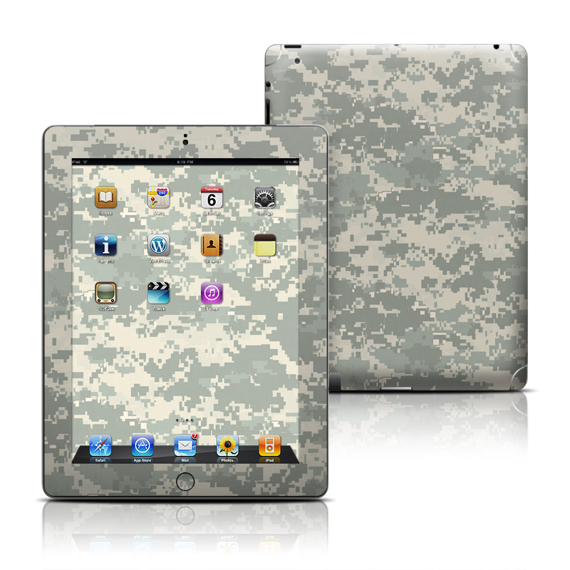 ACU Camo iPad Skin