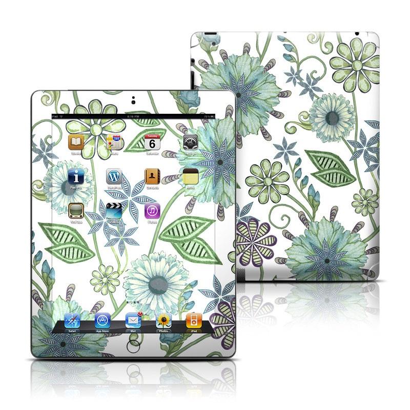 Antique Nouveau iPad 3rd & 4th Gen Skin