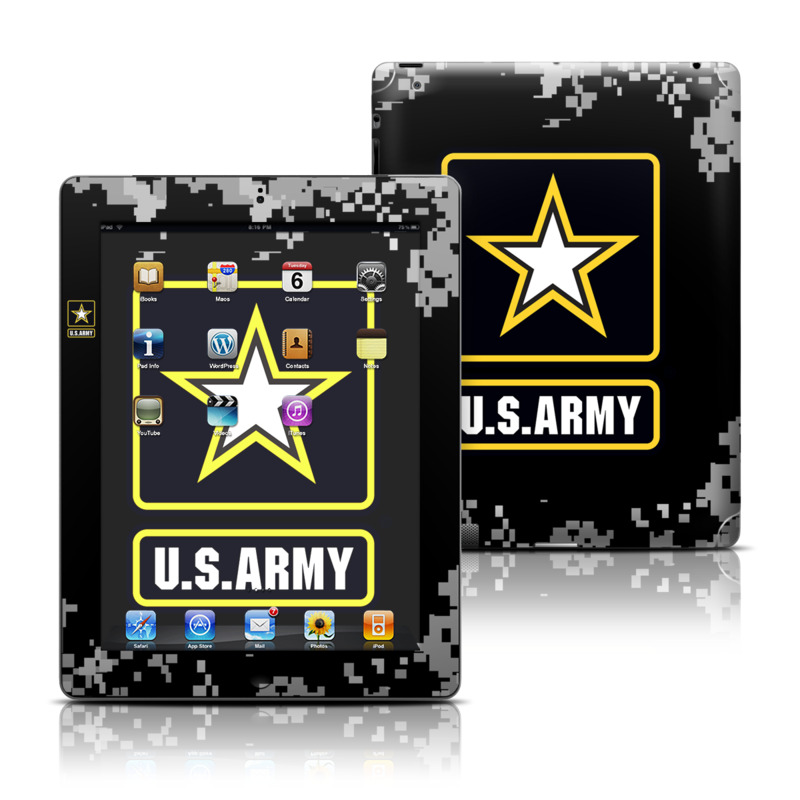 Army Pride iPad 3rd & 4th Gen Skin
