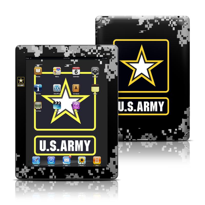 Army Pride Apple iPad Skin