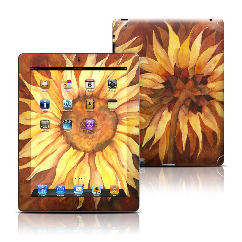 Autumn Beauty iPad Skin