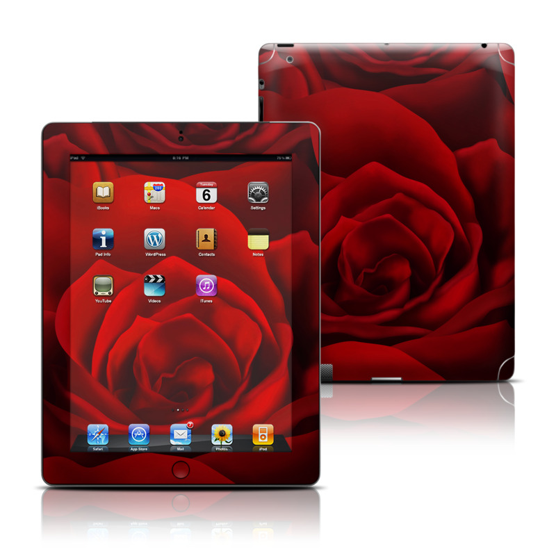 By Any Other Name Apple iPad Skin