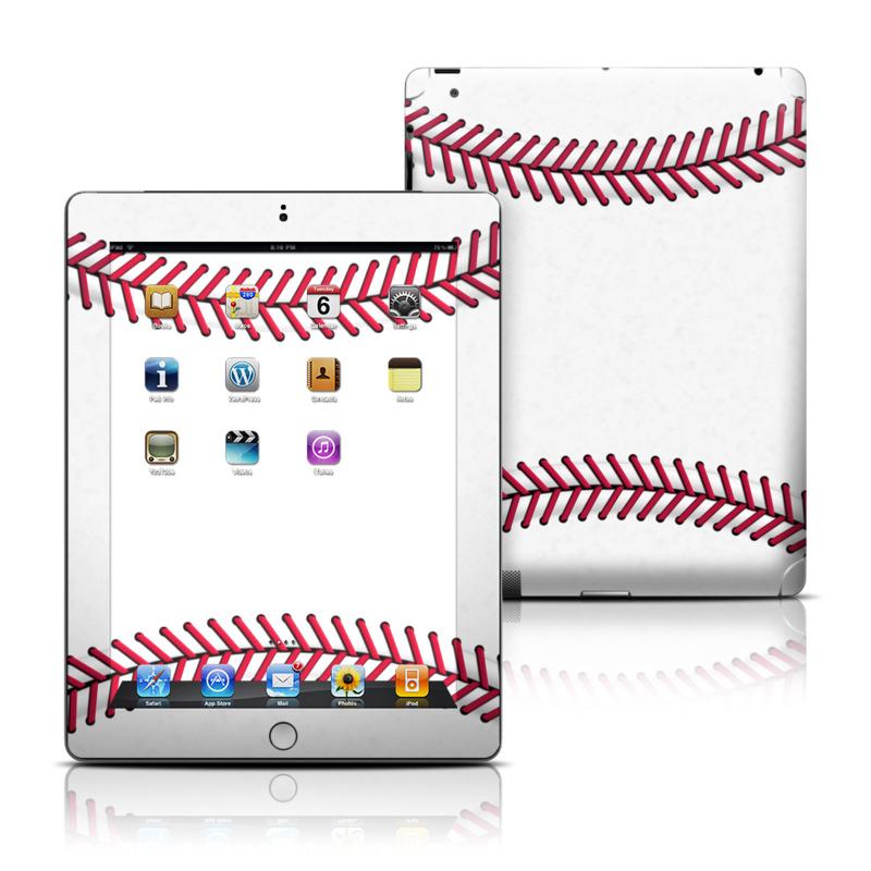 Baseball iPad Skin