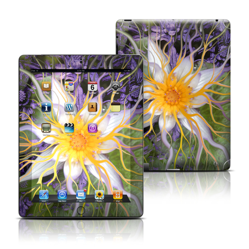 Bali Dream Flower iPad Skin