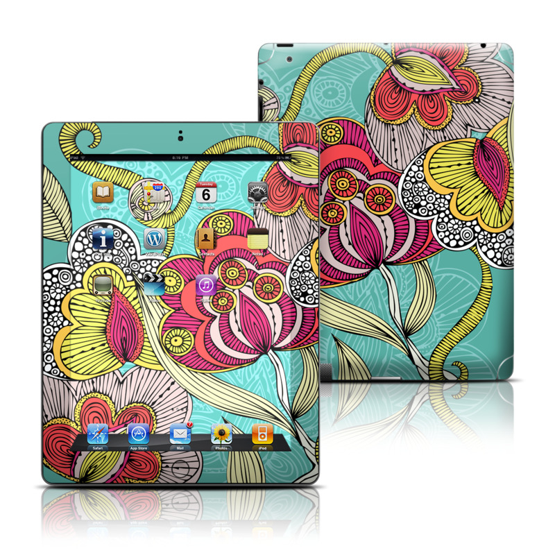 Beatriz Apple iPad Skin