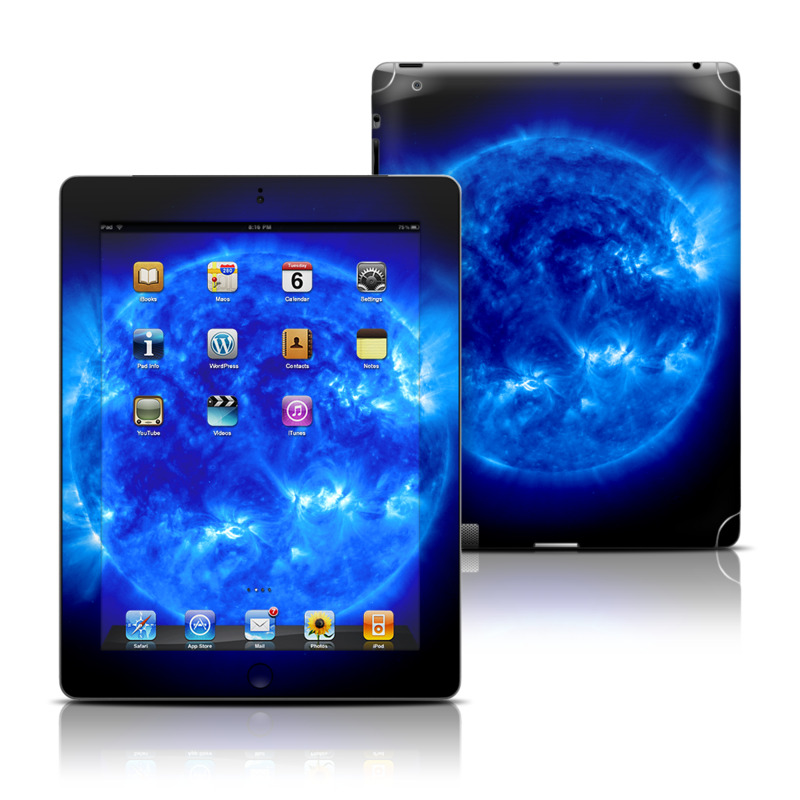 Blue Giant Apple iPad Skin