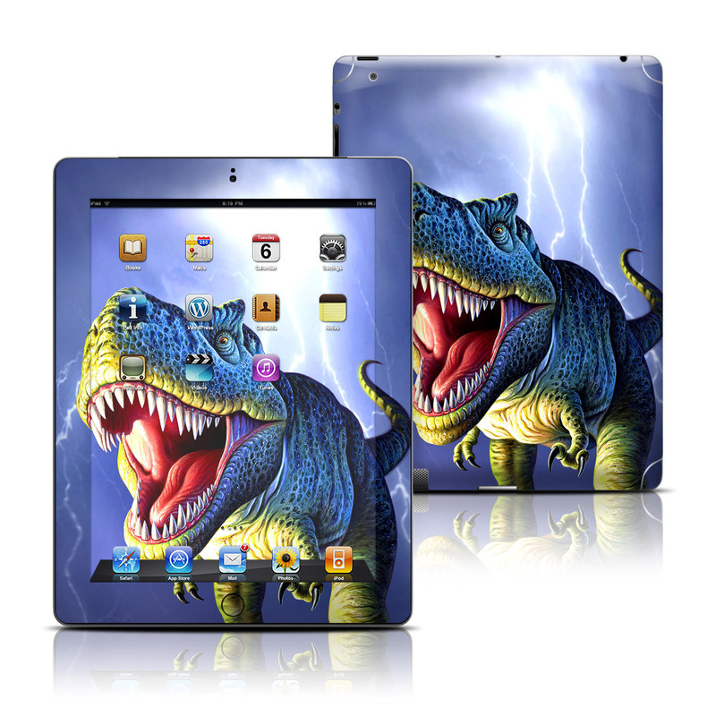 Big Rex iPad Skin