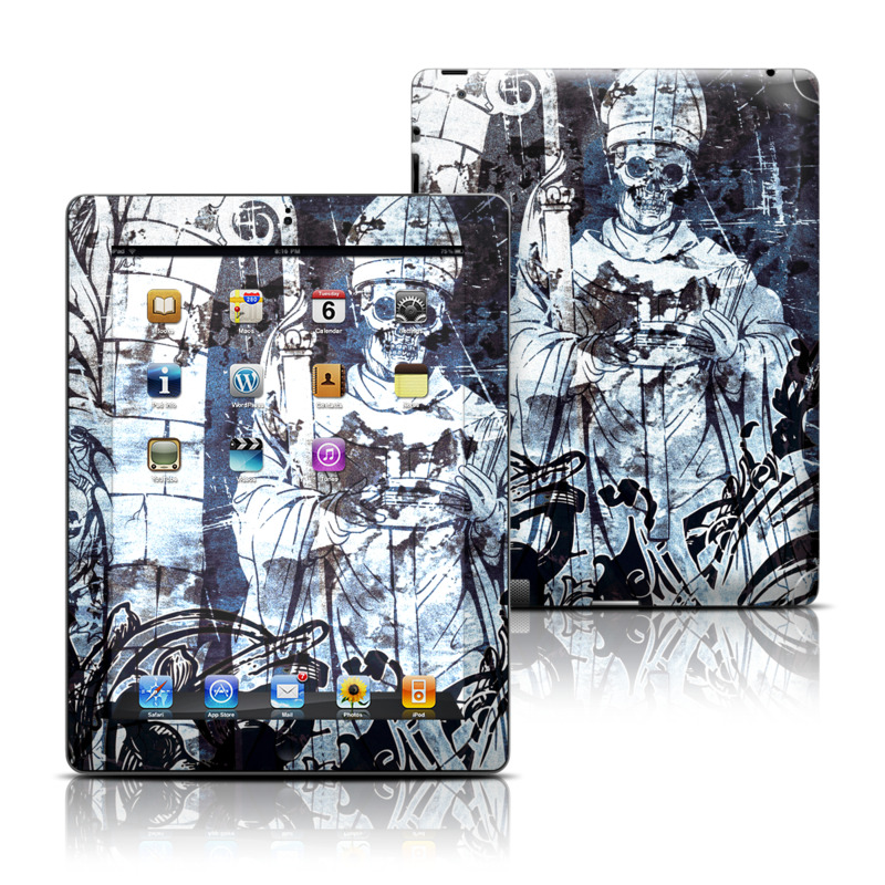 Black Mass iPad 3rd & 4th Gen Skin