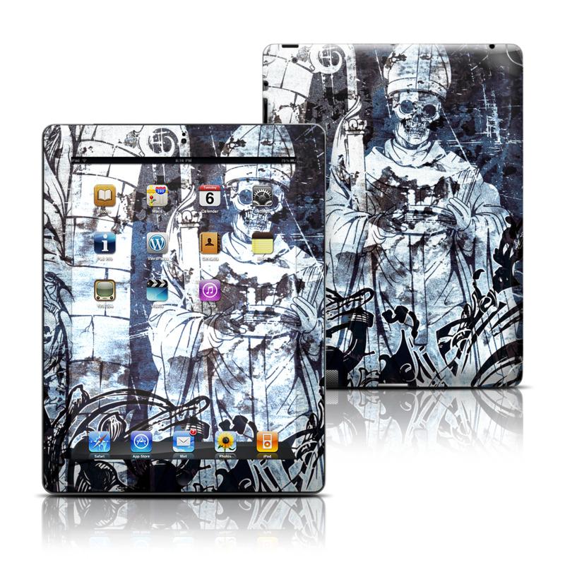 Black Mass iPad Skin
