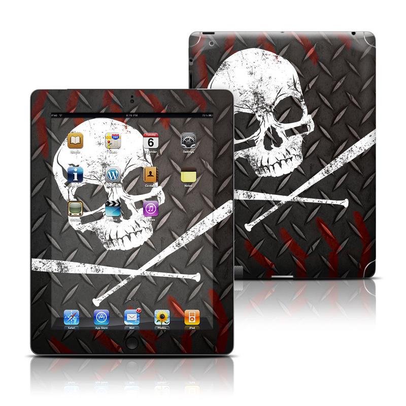 BP Bomb iPad 3rd & 4th Gen Skin