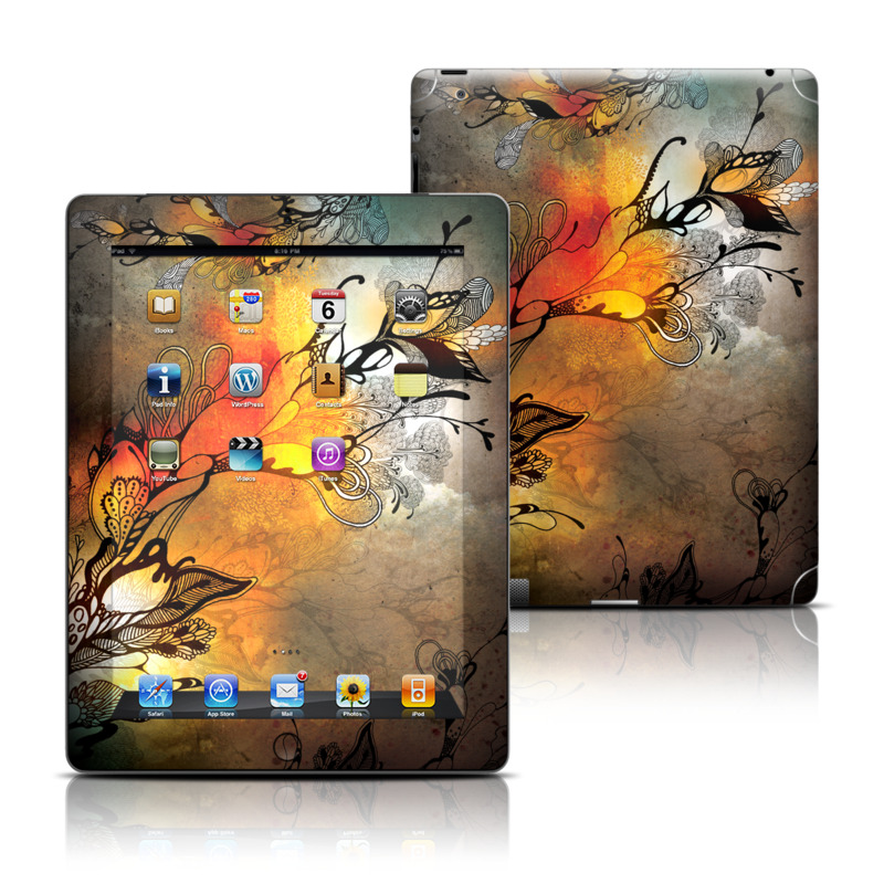Before The Storm Apple iPad Skin