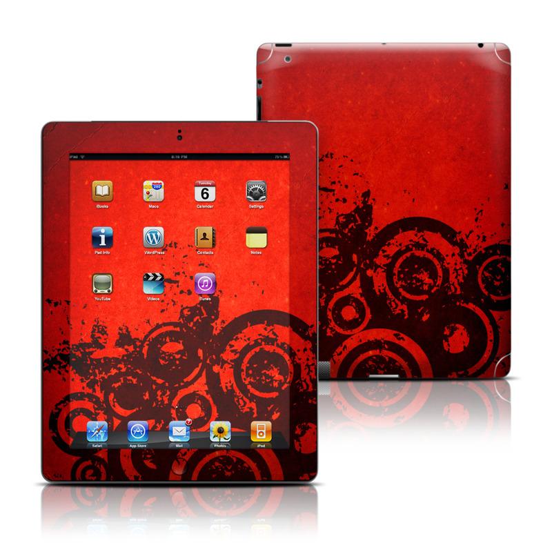 Bullseye Apple iPad Skin