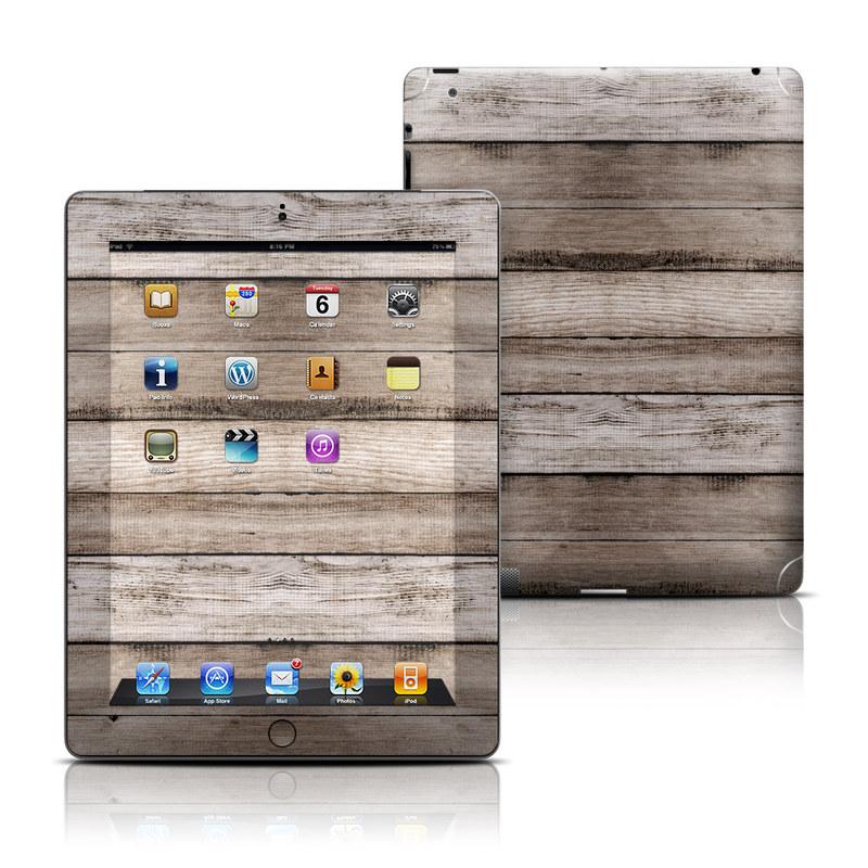 Barn Wood iPad 3rd & 4th Gen Skin