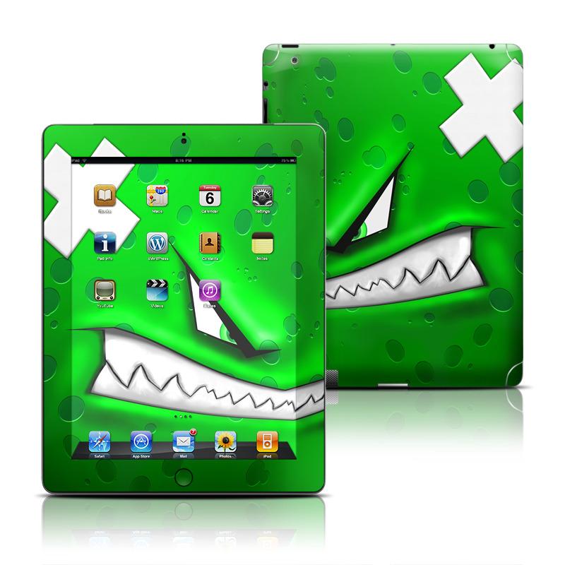 Chunky Apple iPad Skin