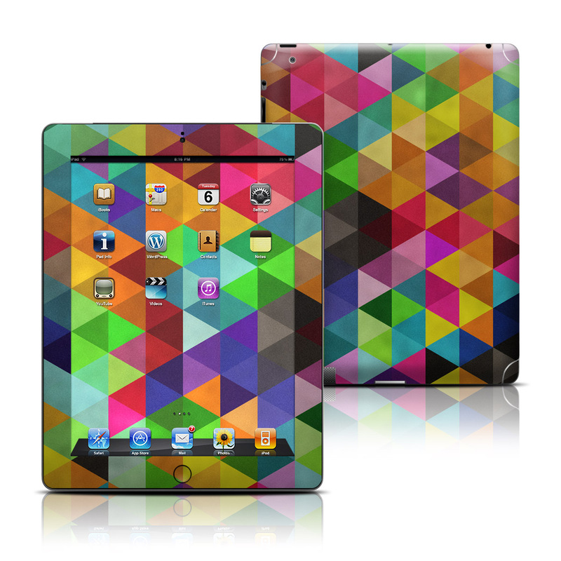Connection iPad 3rd & 4th Gen Skin
