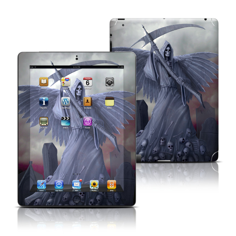 Death on Hold iPad 3rd & 4th Gen Skin