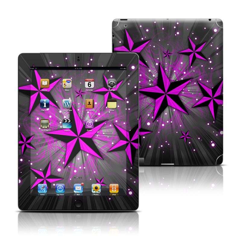 Disorder Apple iPad Skin